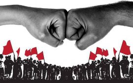 Wishes of Unity from FITE on International Workers' Day