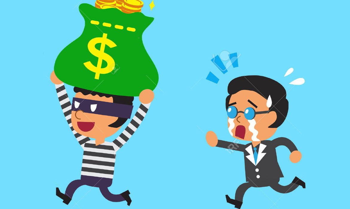 Image result for money looting