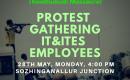 Let Us Raise Against Thoothukudi Massacre! Let Us Gather At Sozhinganallur!