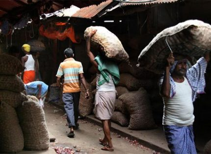 Grabbing workers' money in the name of pension! —B.Sivaraman
